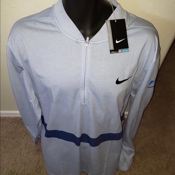 on sale 7596d 3de2a Nike Golf Mens Dri-Fit Pullover 2018 Olympics L XL NWT